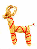 Yule Goat Stock Photos