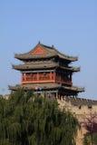 Yulin city gate. The yulin city gate Stock Image
