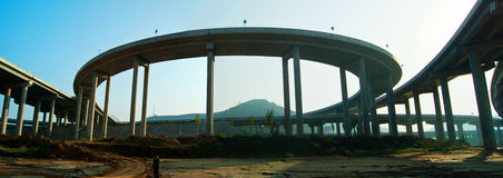 Yulin overpass. Eastphoto, tukuchina, Yulin overpass, Transportation, Bridge Stock Photography