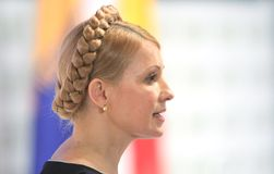 Yuliya Tymoshenko Fotos de Stock