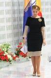 Yuliya Tymoshenko Foto de Stock Royalty Free