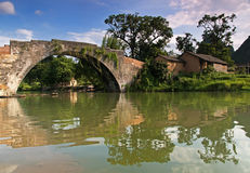 Yulong Bridge Royalty Free Stock Images