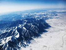 Yulong mountain Stock Image