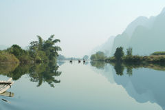 Yulong River Stock Photo