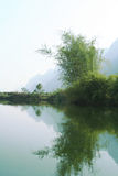 Yulong River Royalty Free Stock Photography