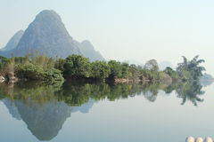 Yulong River Royalty Free Stock Photos