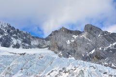 Yulong Snow Mountain Stock Photos