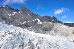 Yulong Snow Mountain Stock Photography