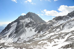 Yulong Snow Mountain Stock Images