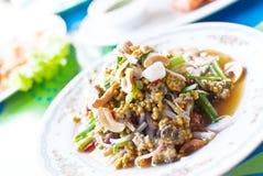 yum продуктов моря тайское Стоковая Фотография RF
