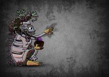 Yum Cimil - mayan death deity Stock Photo