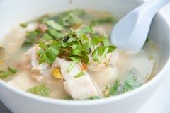 Yum de Tom do marisco: Tailandês famoso foto de stock royalty free