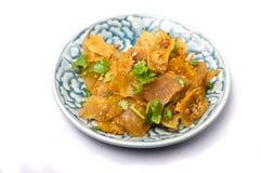 Yum nang Hou. Is thai food Stock Images