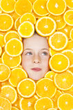 Yum Oranges Stock Photography
