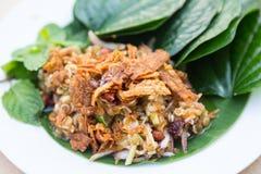 Yum Salad Food tailandés Foto de archivo libre de regalías