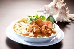 yum tom еды тайское Стоковое Изображение