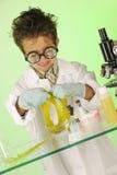 Yum, Yum.  Gooey Slime! Royalty Free Stock Photo