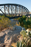 Yuma crossing stock photography
