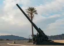 Yuma Proving Ground, Arizona stock photos