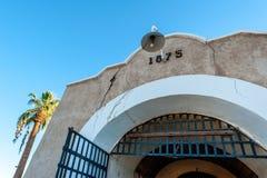 Yuma Territorial Prison fotografía de archivo libre de regalías