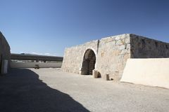 YUMA Territorial Prison State Historic-Park Lizenzfreie Stockbilder