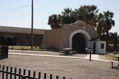 YUMA Territorial Prison State Historic-Park Stockfoto