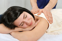 Yumeiho massage Stock Photos