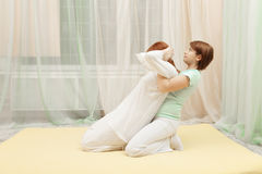 Yumeiho therapy Royalty Free Stock Images