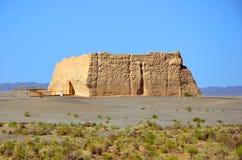Yumen pass Stock Images