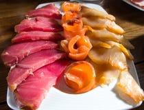 Yummy ψάρια στοκ φωτογραφίες με δικαίωμα ελεύθερης χρήσης