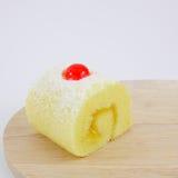 Yummy крен варенья плодоовощ Стоковое Фото