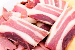 Yummy bacon Royalty Free Stock Images
