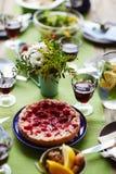 Yummy cake Stock Photography
