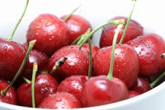 Yummy Cherry Stock Images