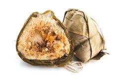 Yummy Chinese Rice Dumpling Stock Photos