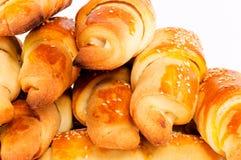 Yummy croissant Stock Photos