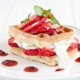Yummy dessert Royalty Free Stock Photography