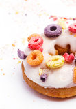 Yummy donuts Royalty Free Stock Images