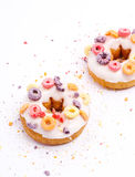 Yummy donuts Royalty Free Stock Image