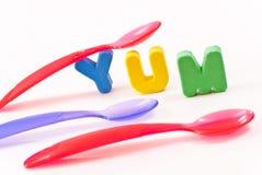 Yummy Frühstück lizenzfreies stockfoto