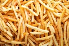 Yummy frieten stock foto's