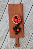 Yummy fruits of the season Royalty Free Stock Image