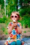 Yummy ice cream Stock Photos