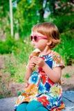 Yummy ice cream Stock Photography