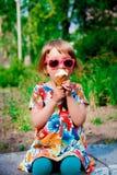 Yummy ice cream Royalty Free Stock Image