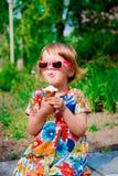 Yummy ice cream Stock Images