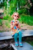 Yummy ice cream Stock Image