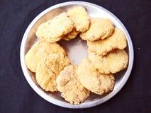 Yummy Indian Mathari/khasta stock photography
