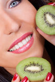 Yummy kiwi Royalty Free Stock Photo