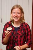 Yummy kleine Kuchen Lizenzfreies Stockfoto